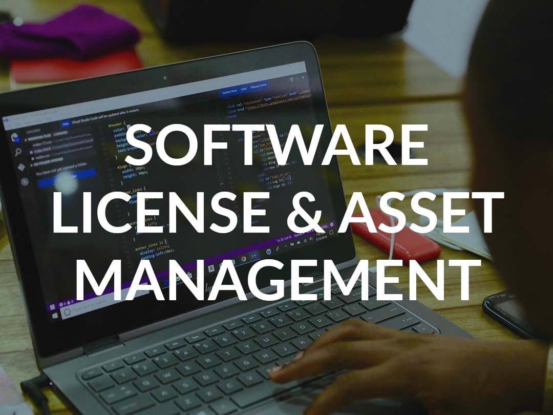 Software License & Asset Management