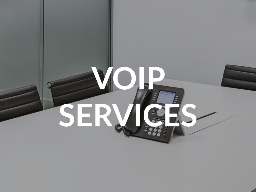 Telephone PBX/VOIP Services