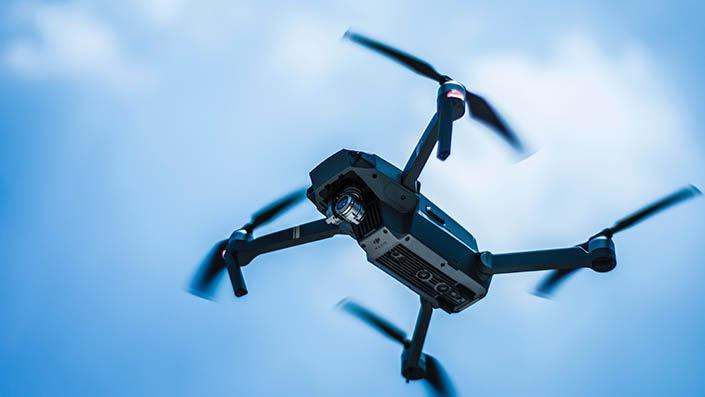 drone camera rentals