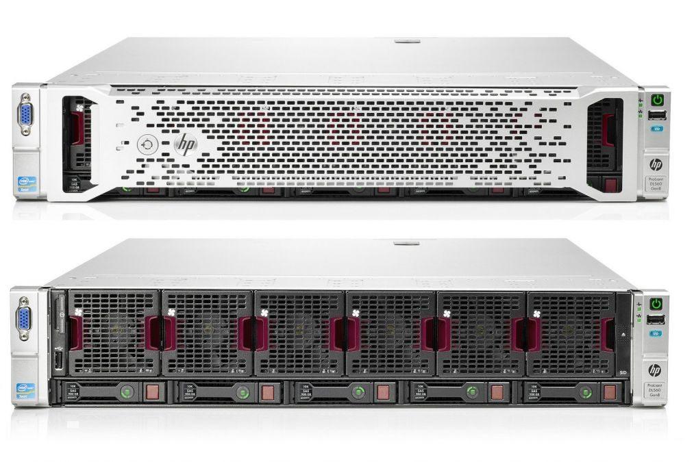 HP ProLiant DL560p Gen8